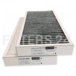 DOMEKT RECU 300/350 VE/VW (PP 300 V) Carbon Filterset