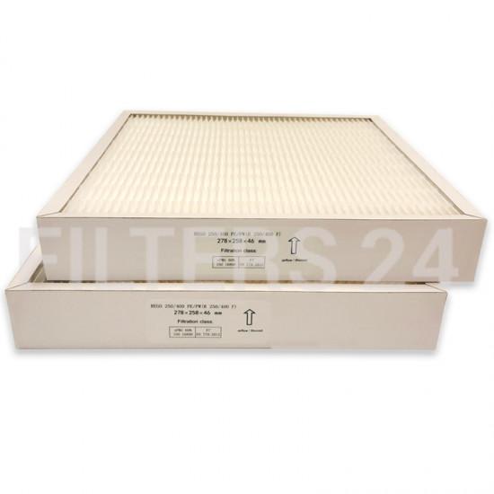 DOMEKT REGO 250 PE/PW (R 250 F) Filterset F7+M5