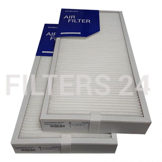 DOMEKT REGO 500/700 HE/VE ( R 500V/700 V/H)  ORIGINAL Filterset M5+M5