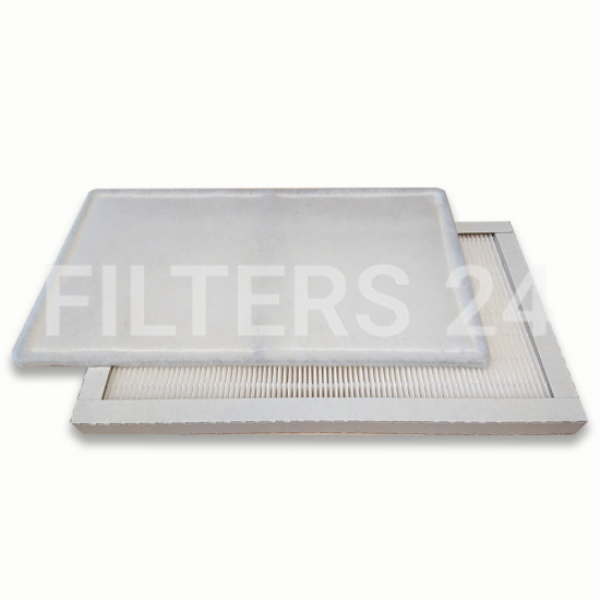 WOLF CWL 300/400 Excellent F7+G4 Filterset
