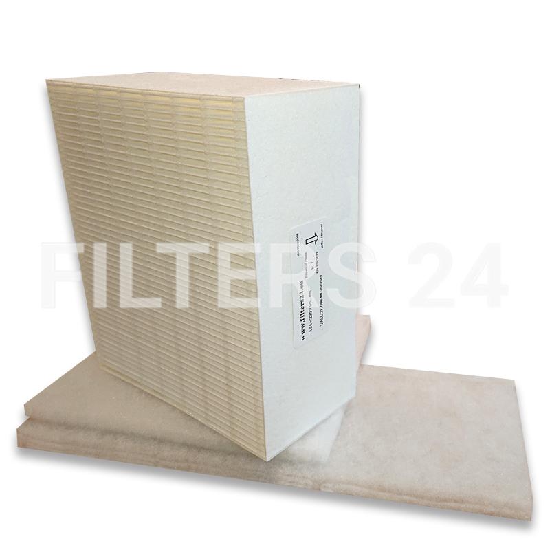 VALLOX 145 SE / MV filtrikomplekt nr 28 (analog) Art nr. 978158