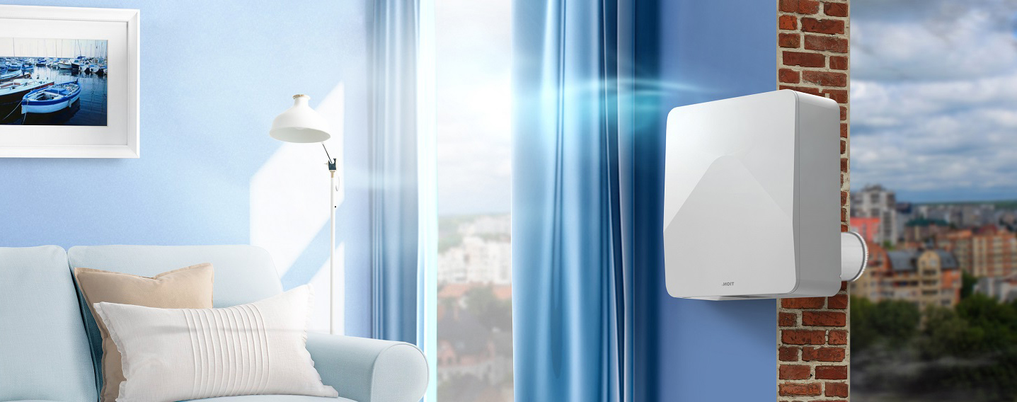 HRV-Filters for ventilation